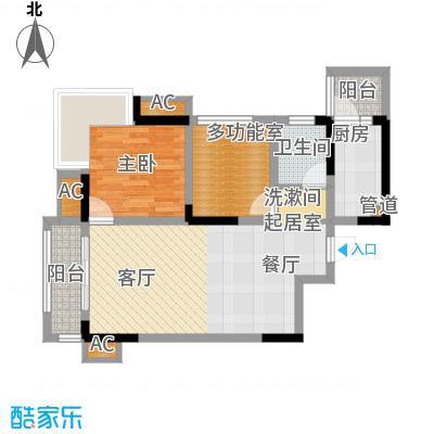 东原黄山大道东58.00㎡二期2号楼面积5800m户型