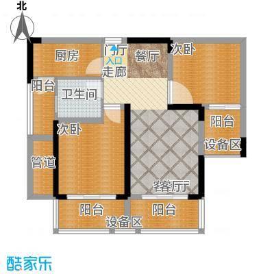 黔龙阳光花园B2户型