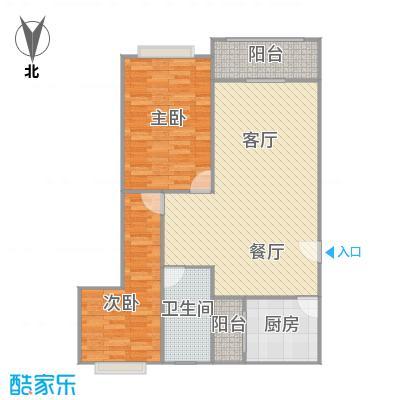 上海阳城的户型图