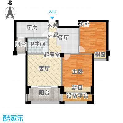 袁河壹品94.90㎡G户型