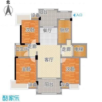 香山听泉115.60㎡XG3户型