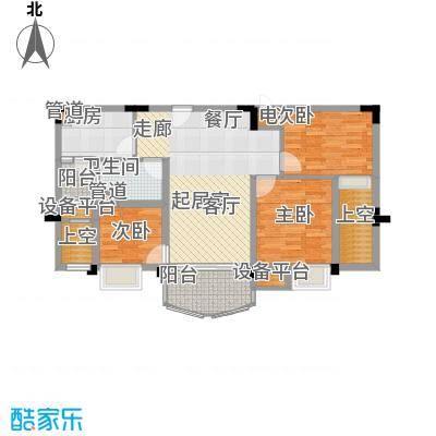 南通碧桂园92.00㎡J472-B户型