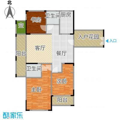 126方3房2厅
