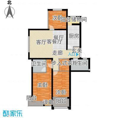 东方明珠广场143.00㎡A库・户型