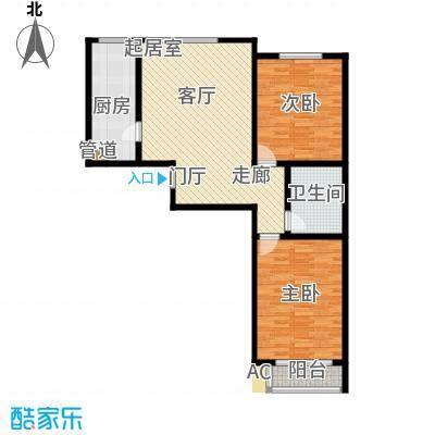 博鑫翰城C4户型