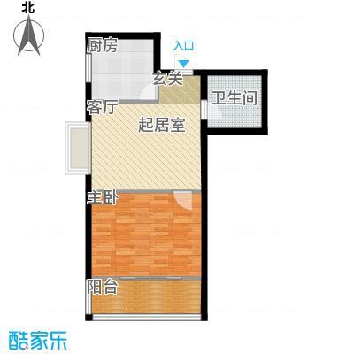 博鑫青年城已售完B2户型