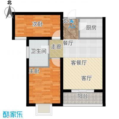 博鑫青年城已售完B4户型