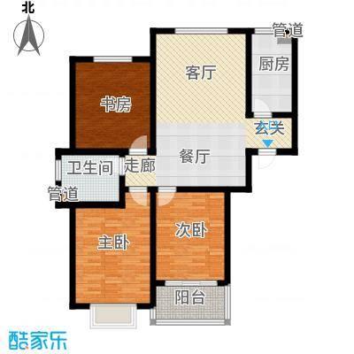旭阳幸福郡2-D户型