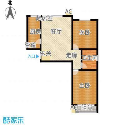 博鑫翰城A3户型