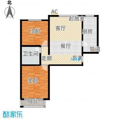 博鑫翰城C1户型