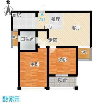 水岸豪庭东苑4户型