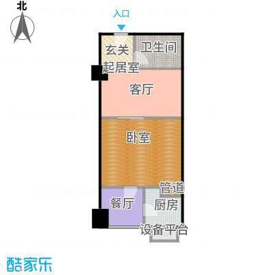 未来像素已售完公寓C户型