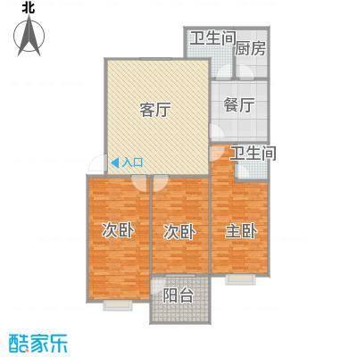 美景绿城3楼3室2厅2卫