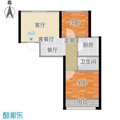 博鑫青年城已售完B5户型