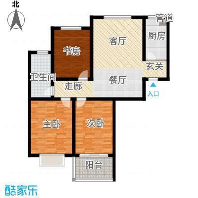 旭阳幸福郡3-G户型