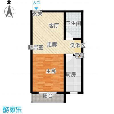 博鑫翰城C3户型