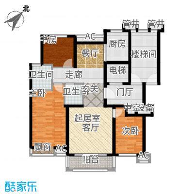 燕赵锦河湾二期A1-01户型