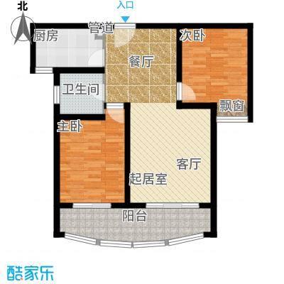 春源华府2012.10㎡(20121面积9627m户型