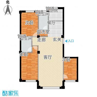 锦水家苑锦水_t3-Model2户型