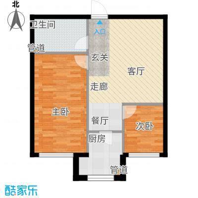 锦水家苑锦水_t3-Model5户型