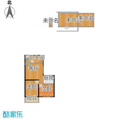 长安壹线J户型
