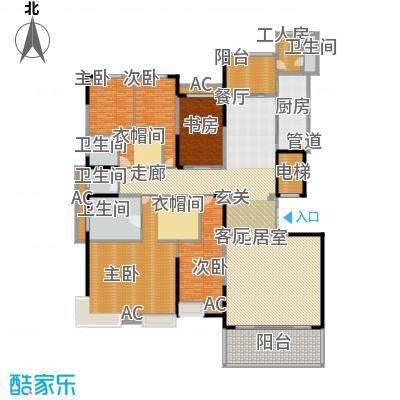 洛阳碧桂园一期J620户型