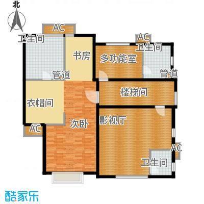 洛阳碧桂园一期G216三层户型