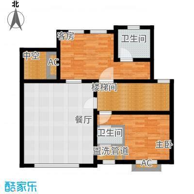 洛阳碧桂园一期G171三层户型