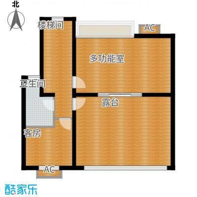 洛阳碧桂园一期G165三层户型