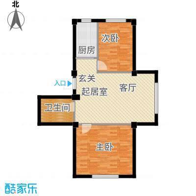 钰城竹林佳苑钰城・竹林佳苑7464户型