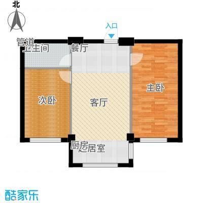 钰城竹林佳苑钰城・竹林佳苑6696户型