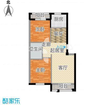 华恒金域澜庭华恒・金域澜庭LT-8户型