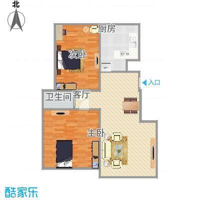 两淮・宿州新城的户型图