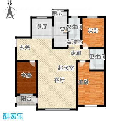 华海城G1户型