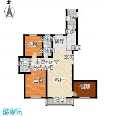 华海城F1户型