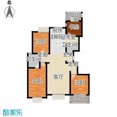 宏宇城B3―A户型