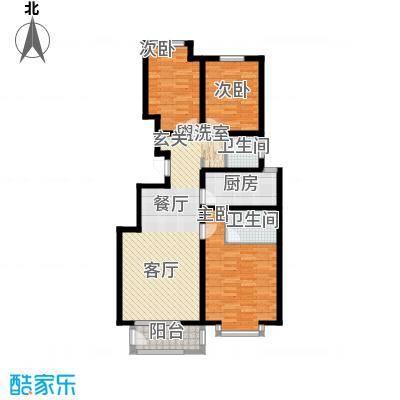 宏宇城C5b户型