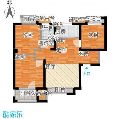 锦绣天地4C户型