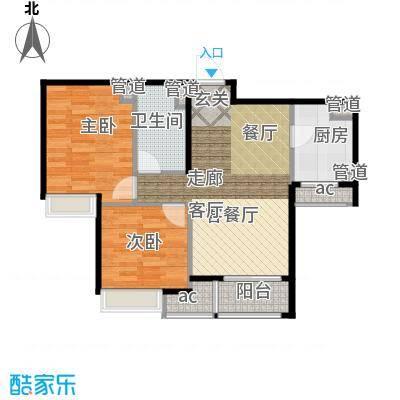 「大连天地」悦丽海湾S1S2b号楼02、03户型