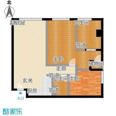 朗豪东港A栋楼6-1(1)户型