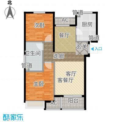 「大连天地」悦丽海湾S3b号楼标准层01、06户型