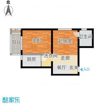 颐景蓝湾4#6#A户型