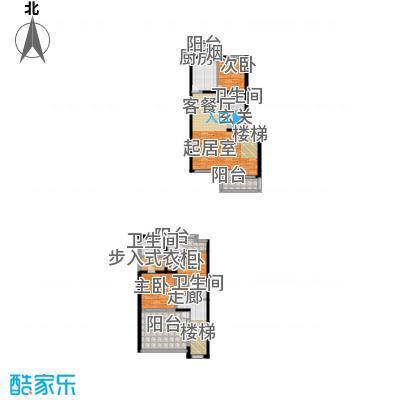 中房水木兰亭163.87㎡D2面积16387m户型