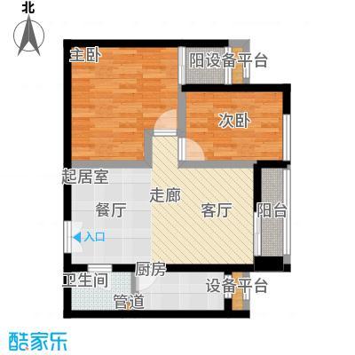 东亚望京中心户型