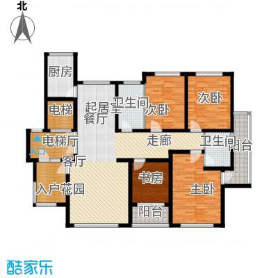 国际新城32#楼H户型
