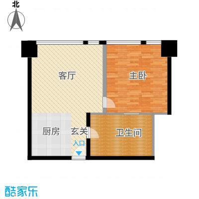大悦公寓户型
