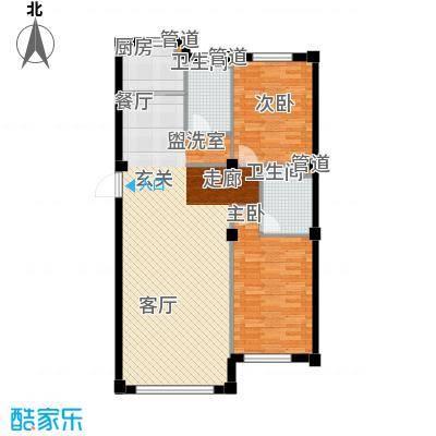 锦水家苑锦水_t3-Model3户型