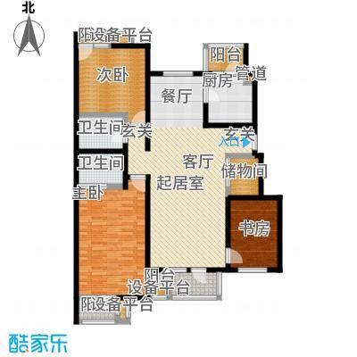 万科青青家园135.11㎡216、220号面积13511m户型