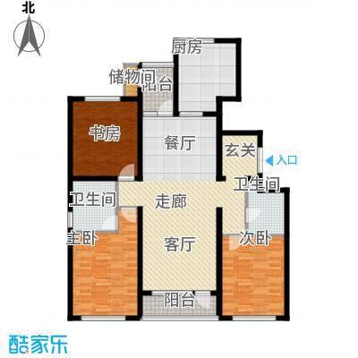 锦城明郡c-z-02户型