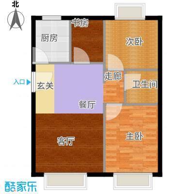 北京城建筑华年北京城建・筑华年户型